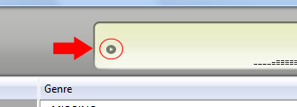 Visual spectrum button